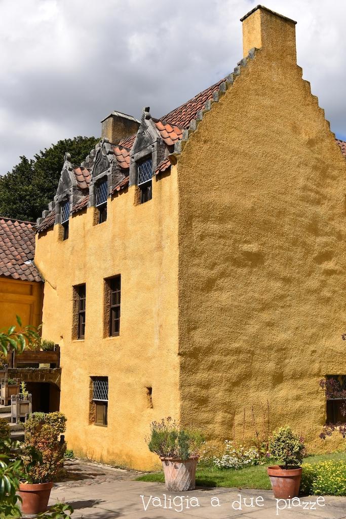 Culross è famoso per essere una delle location della serie tv Outlander