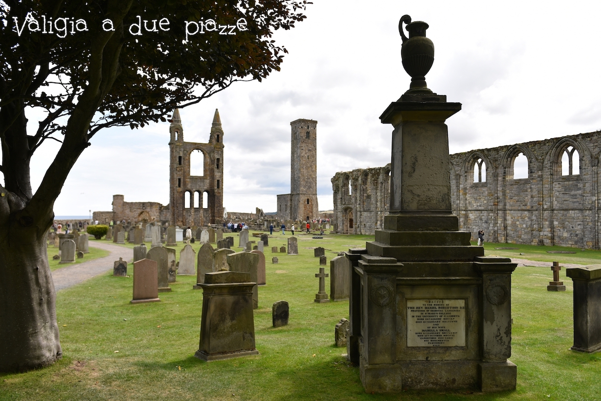 Saint Andrews Fife Scozia