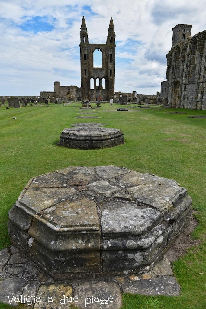 Borgo medievale Saint Andrews