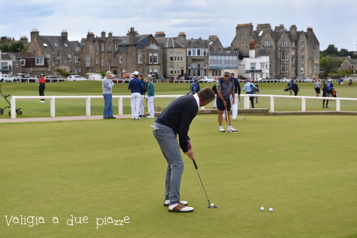 Golf Saint Andrews Scozia