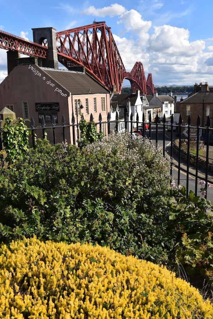 Il Forth Bridge a Firth of Forth
