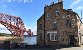 Scozia, i villaggi di pescatori del Fife e il Firth of Forth