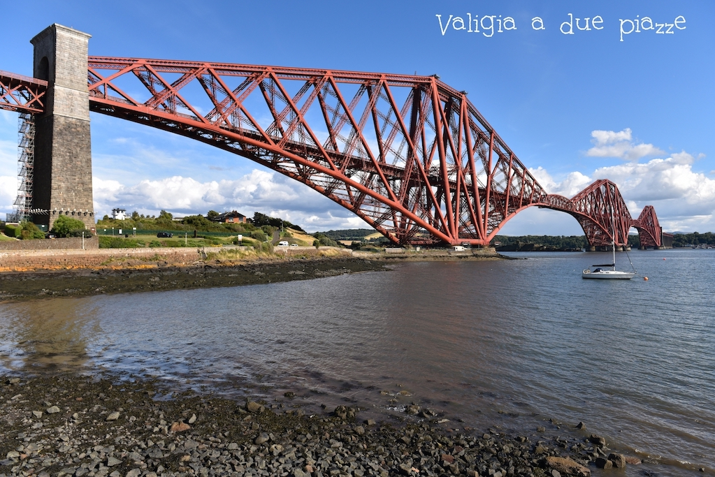 Forth Bridge, patrimonio dell'umanità Unesco dal 2015