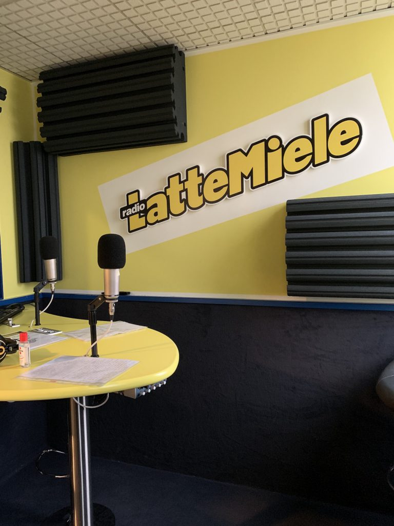 Studio Radio LatteMiele