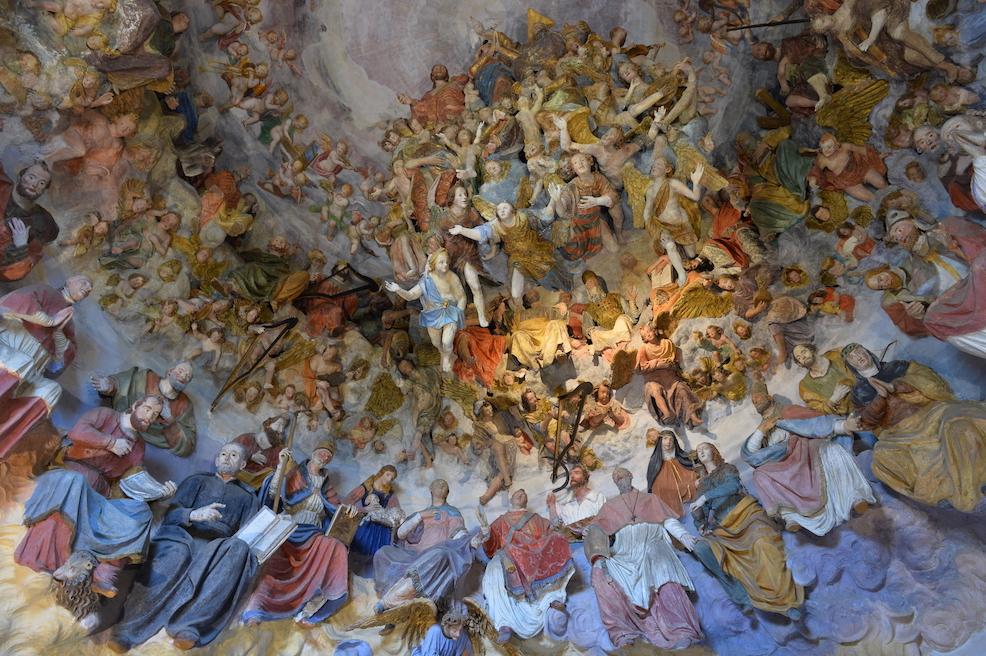 Cappella del Paradiso Serralunga di Crea Monferrato