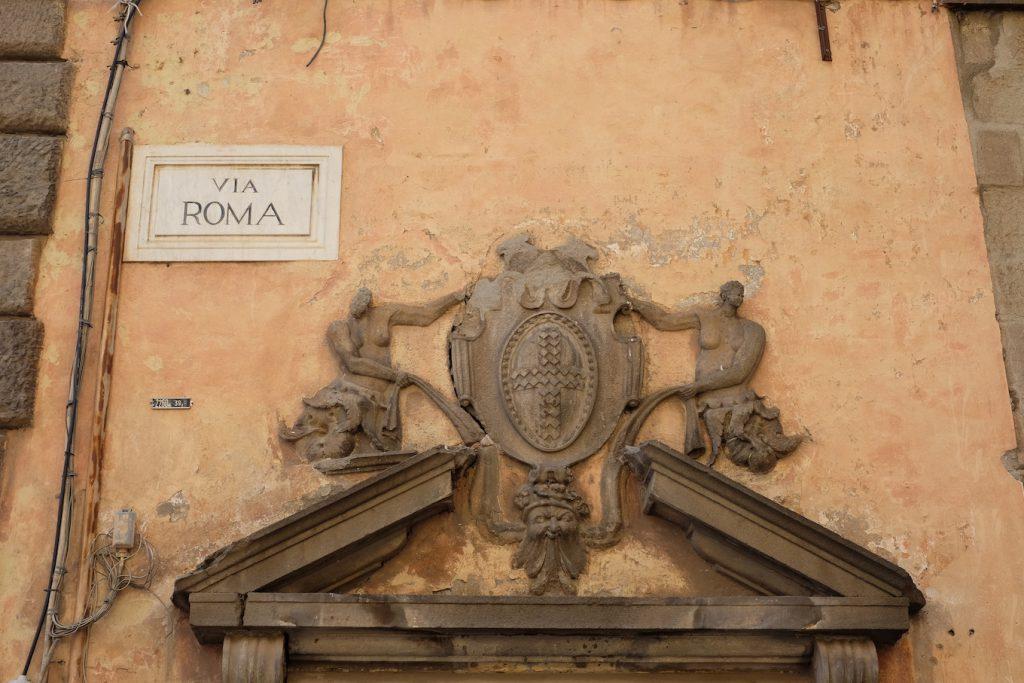 Via Roma Viterbo