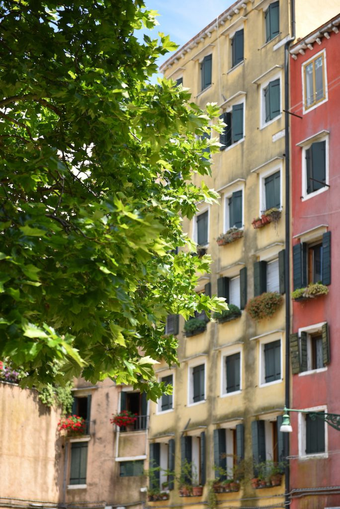 Venezia ghetto ebraico