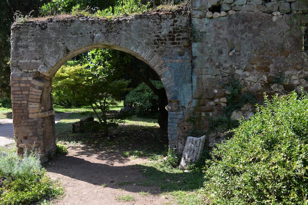 Via del Ponte Ninfa
