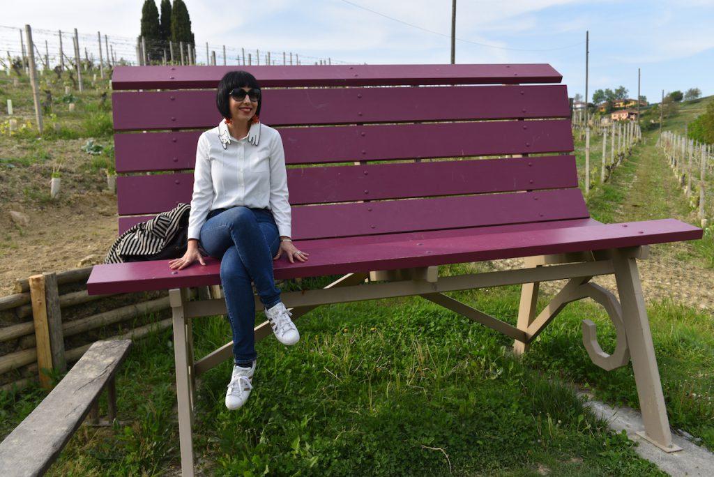 Big Bench di Castelnuovo Calcea (Asti).