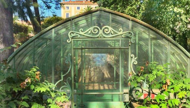 serra Orto Botanico Roma