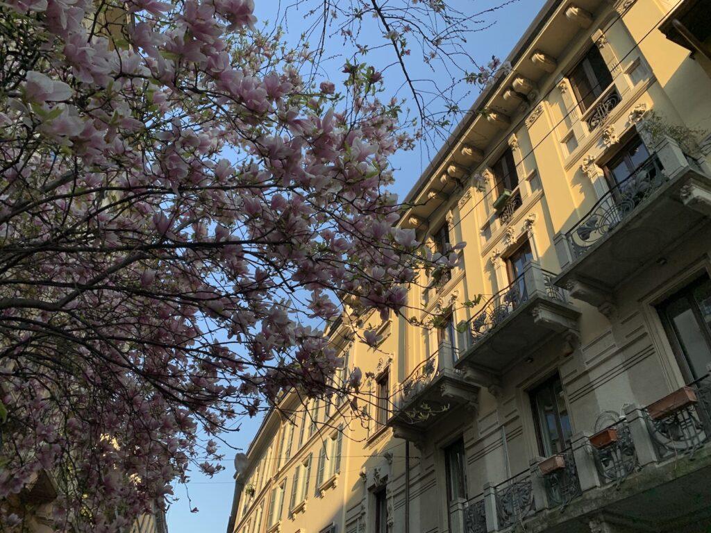 via Orti Milano
