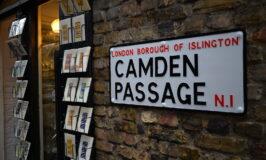 Camden Passage Islington