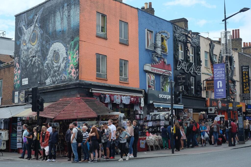 Camden Town vintage
